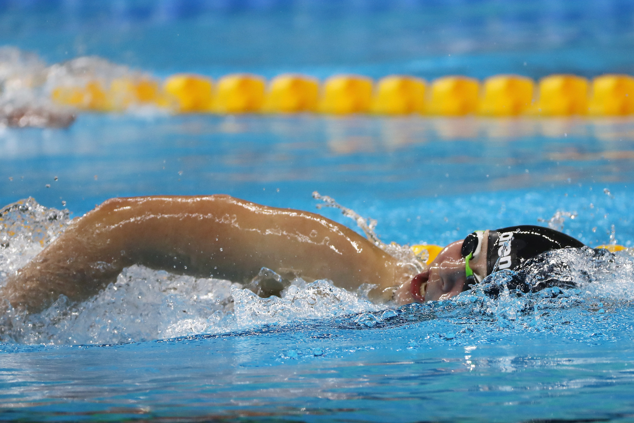 Third world record for Bruinsma, and four others, at European Para Swimming Championships
