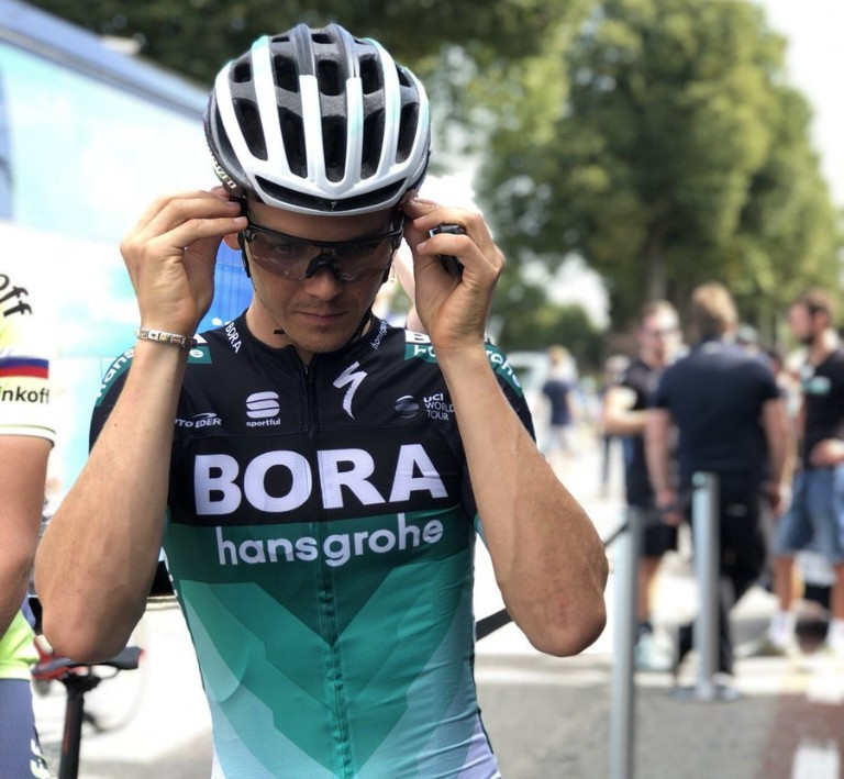 Mühlberger wins sixth stage at BinckBank Tour as Vos triumphs again in Norway
