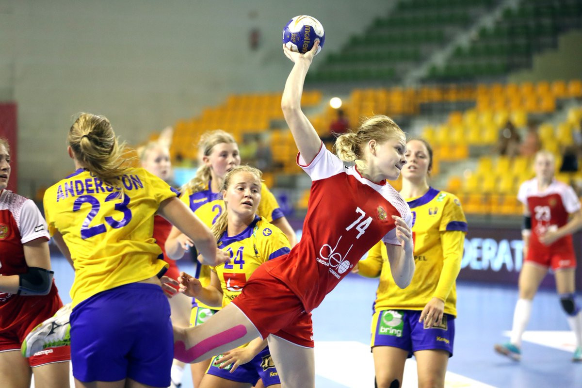 Defending champions Russia book place in final of Women's Youth World Handball Championship