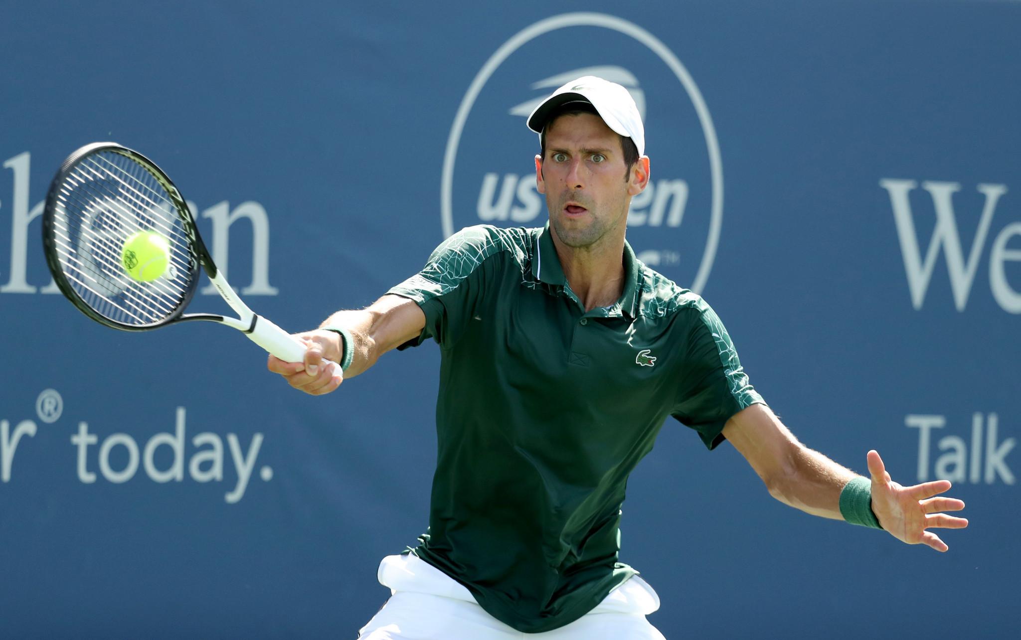 Djokovic closes in on elusive Masters 1000 title by reaching Cincinnati final