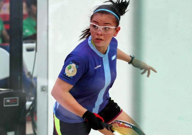 Martinez earns final revenge over Longoria in Racquetball World Championships