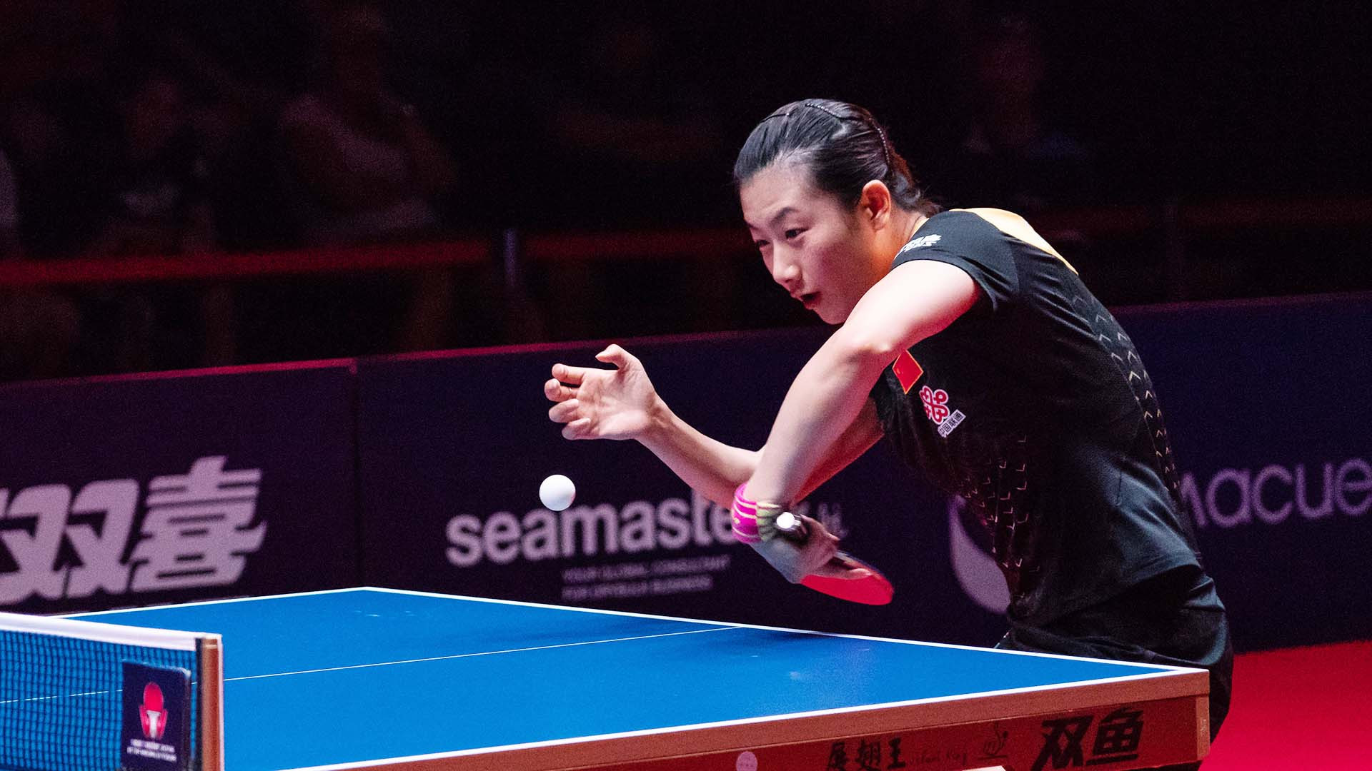 China's Rio 2016 champion Ding NIng was fully tested before winning the ITTF Bulgaria Open title ©ITTF