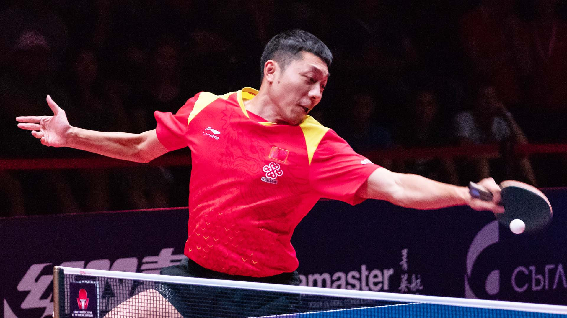 China's Xu Xin earned his second successive ITTF World Tour victory at the Bulgaria Open ©ITTF