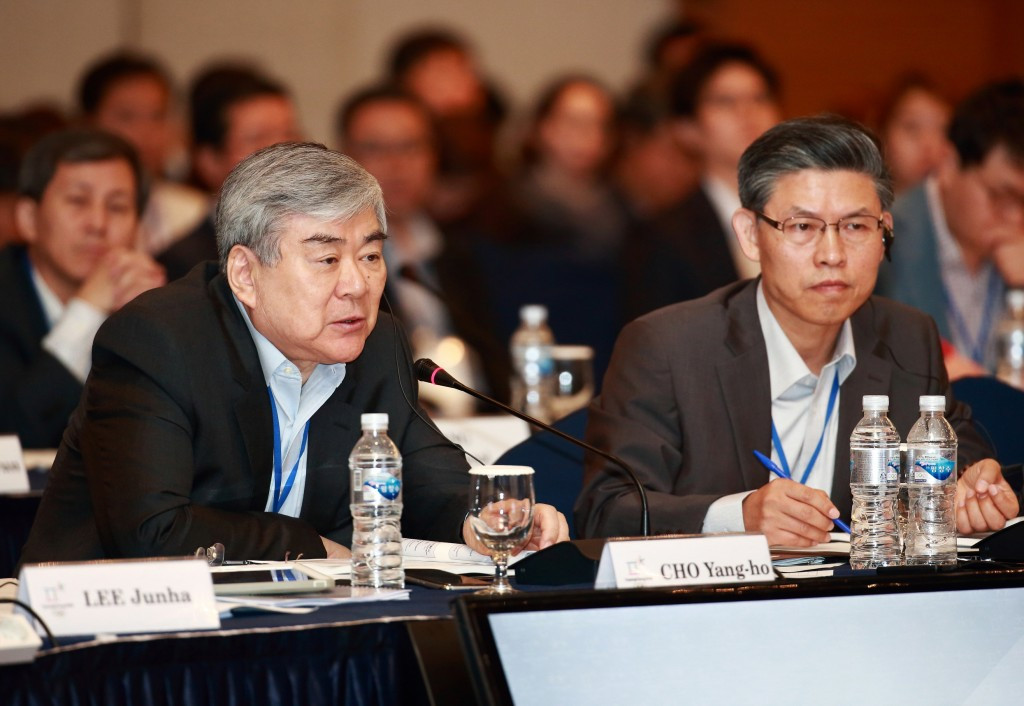 Pyeongchang 2018 President Cho Yang-ho insists the Organising Committee are