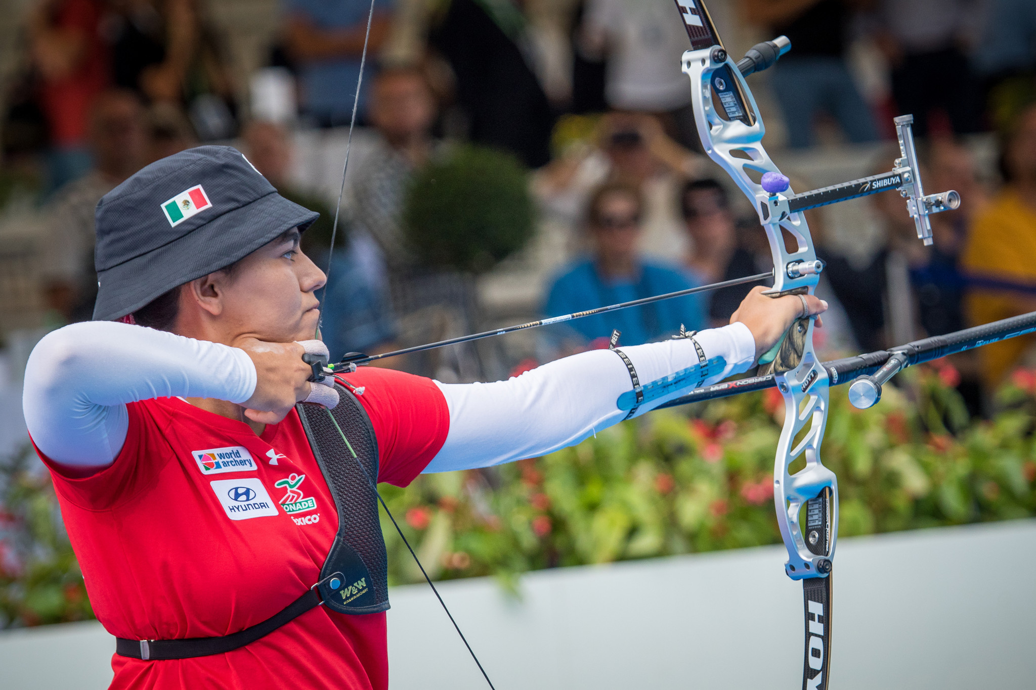 Mexico earn big golds on final day of close encounters at Pan American Archery Championships