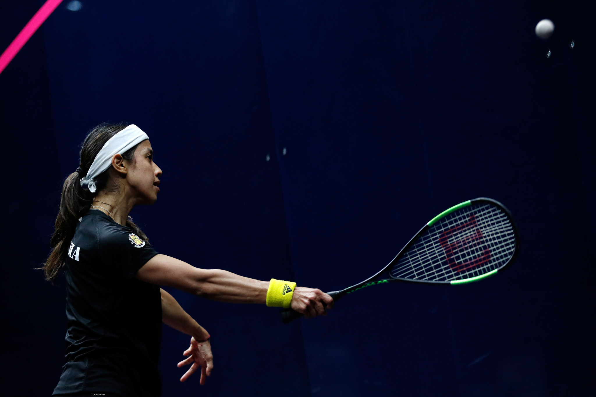 Nicol David helped Malaysia achieve their best finish in 2014 when they finished runners-up to hosts England ©Getty Images