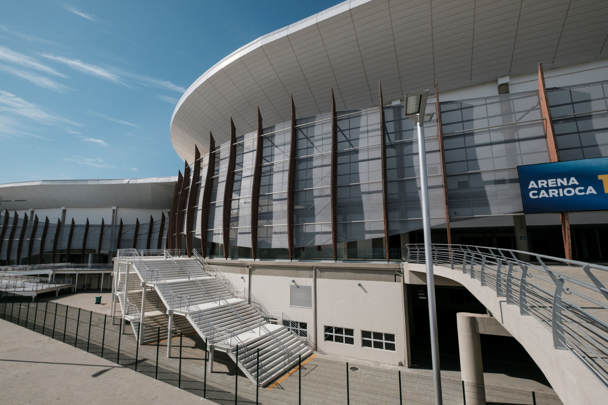 Competition will take place at Carioca Arena 1 in Rio de Janeiro ©Getty Images