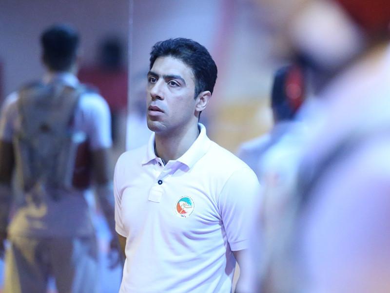 Alireza Nasr Azadani has been appointed as the new national taekwondo coach of Belgium ©IRITF