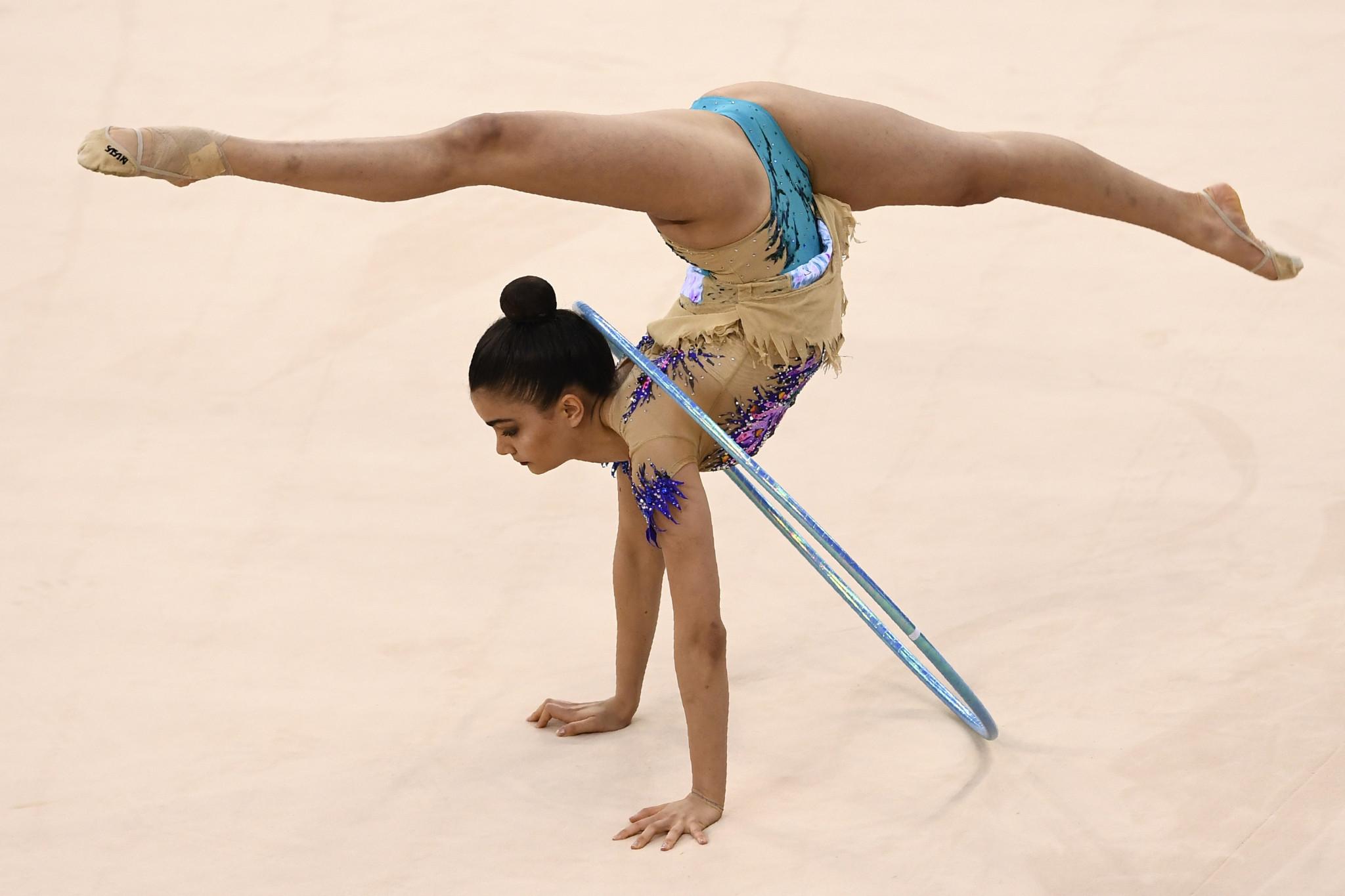 Baku to stage two European Gymnastics Championships in 2019