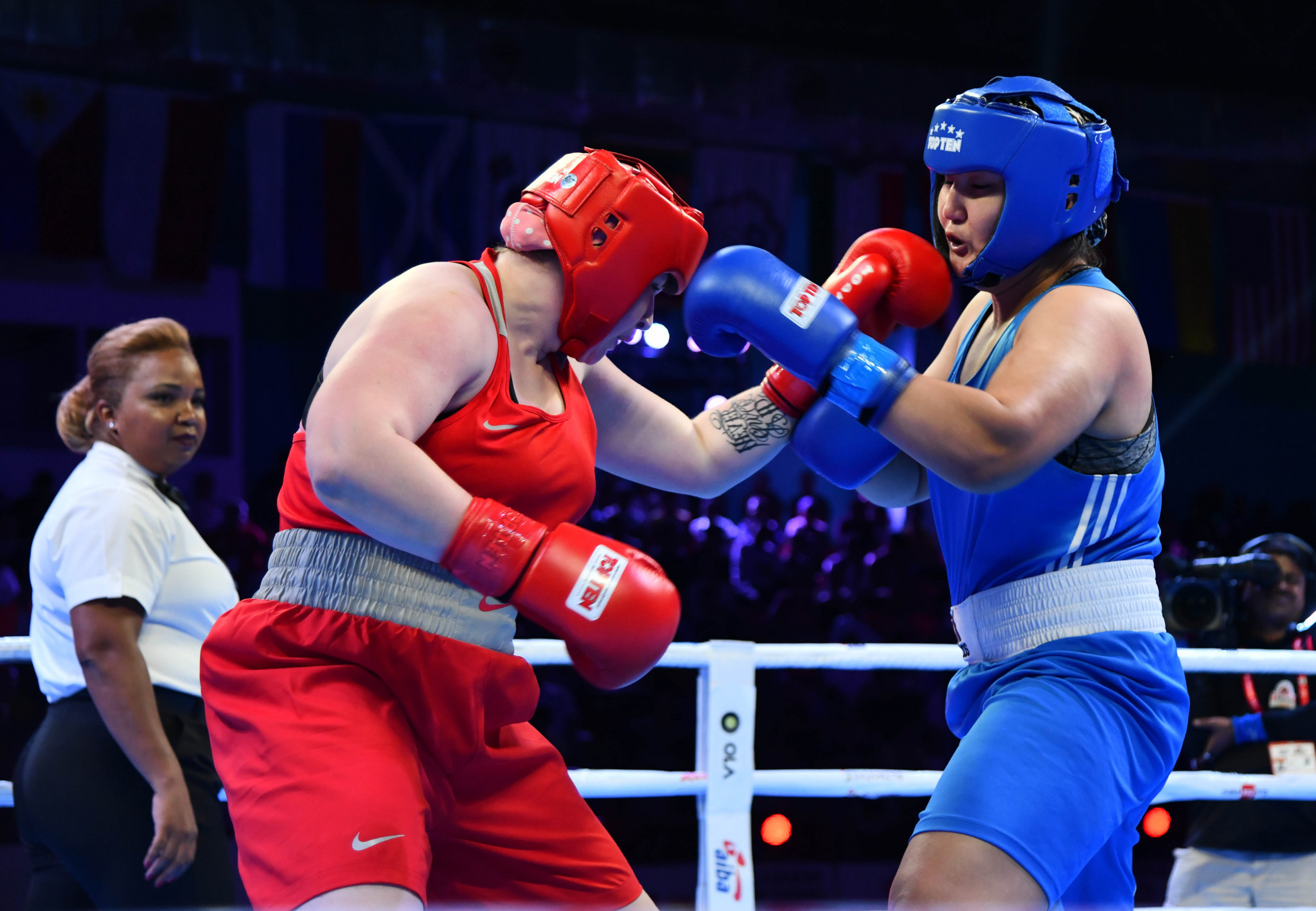 AIBA is focusing on improving opportunities for women in the sport by hosting its first ever Gender Equality Forum in Sofia ©Getty Images