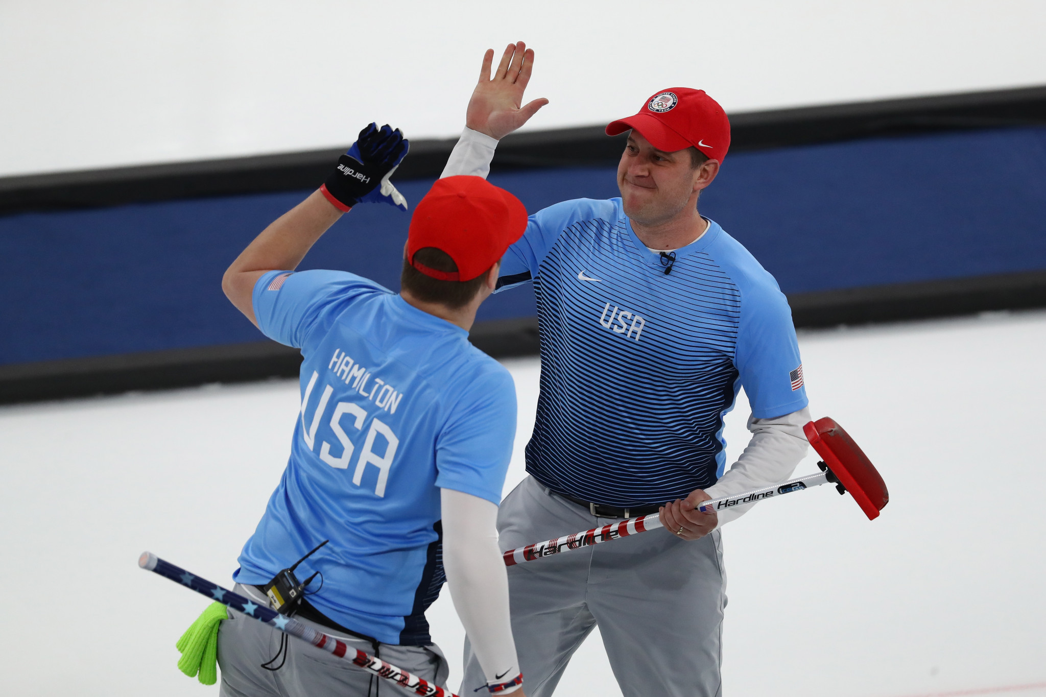 John Shuster's rink will be coached by Don Bartlett ©Getty Images