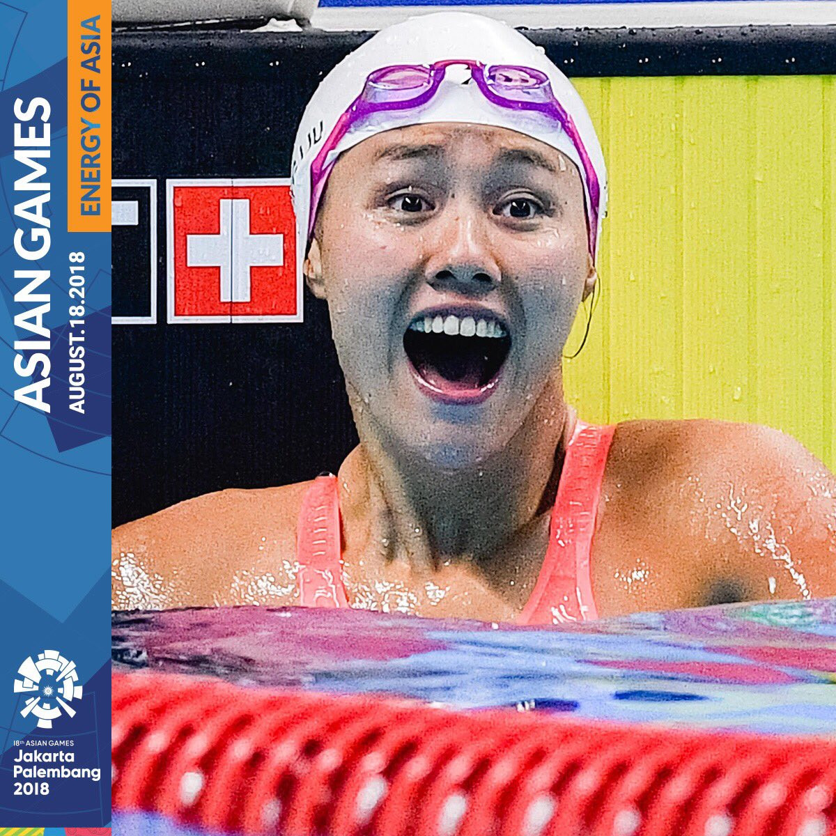 World record for Xiang Liu as China reign in Asian Games swimming
