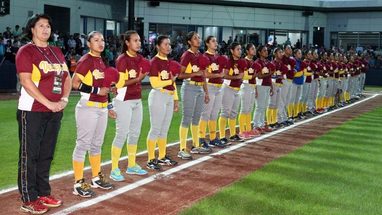 Venezuela will seek to improve upon their third placing at the 2016 Women's Baseball World Cup when the 2018 edition starts in Florida tomorrow ©WBSC