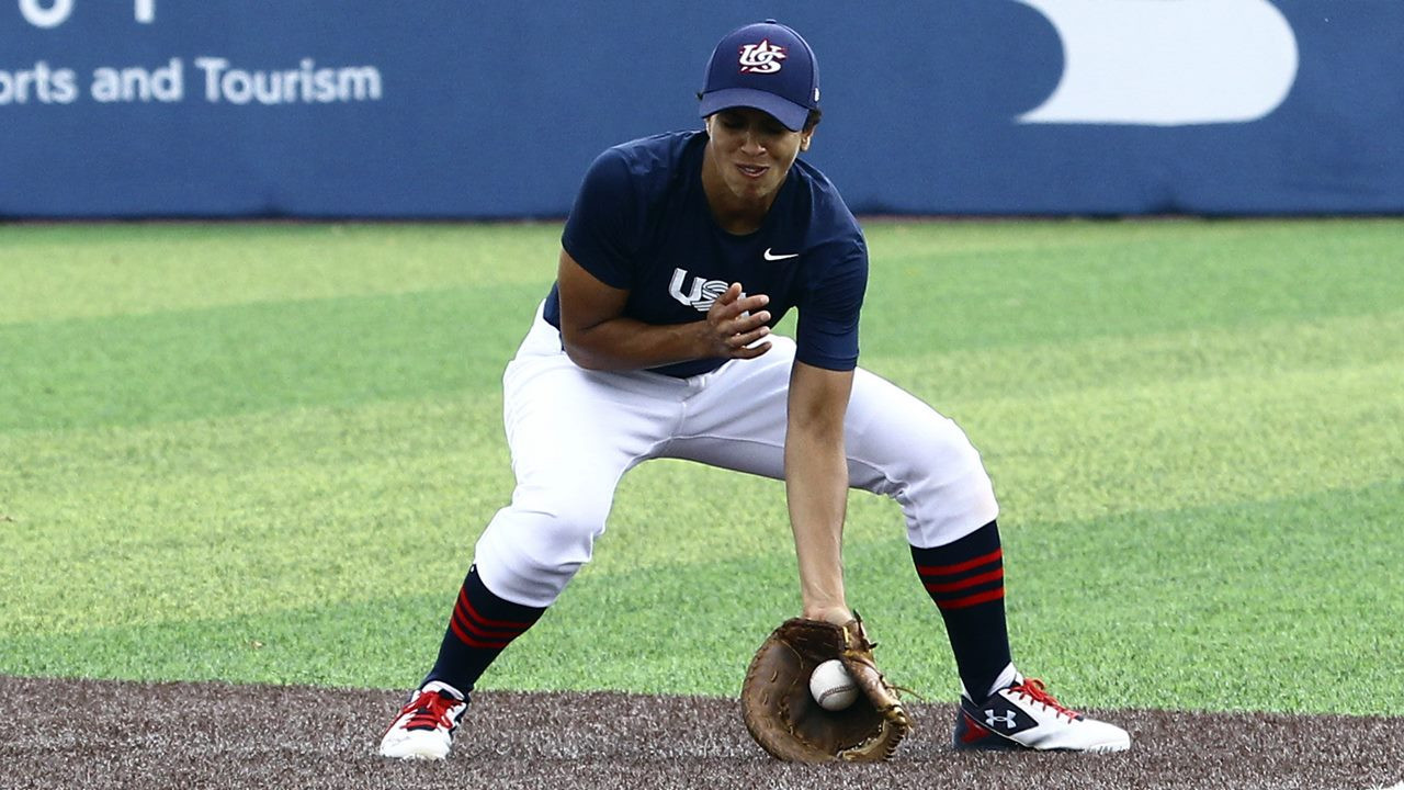 Malaika Underwood will be representing the hosts, United States, in a record ninth international event as the eighth Women's Baseball World Cup starts in Florida tomorrow ©WBSC