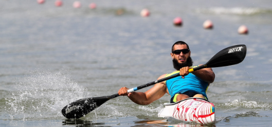 Serhii Yemelianov, a gold medallist for Ukraine in the men's KL3 in Rio, will be looking to defend the world title he won in Racice last year ©ICF