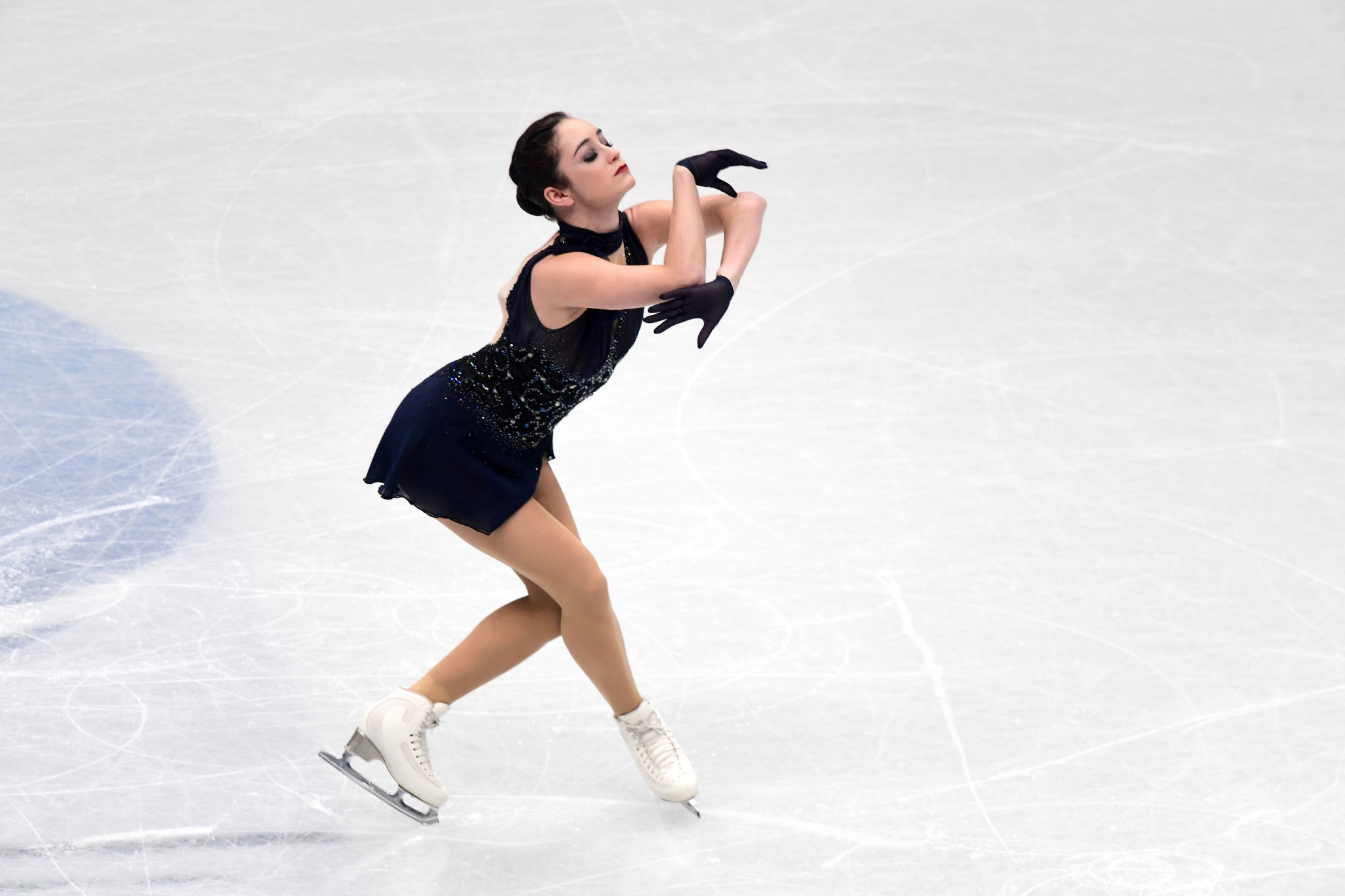 Kaetlyn Osmond has confirmed she will sit out the entire 2018 to 2019 season ©Getty Images