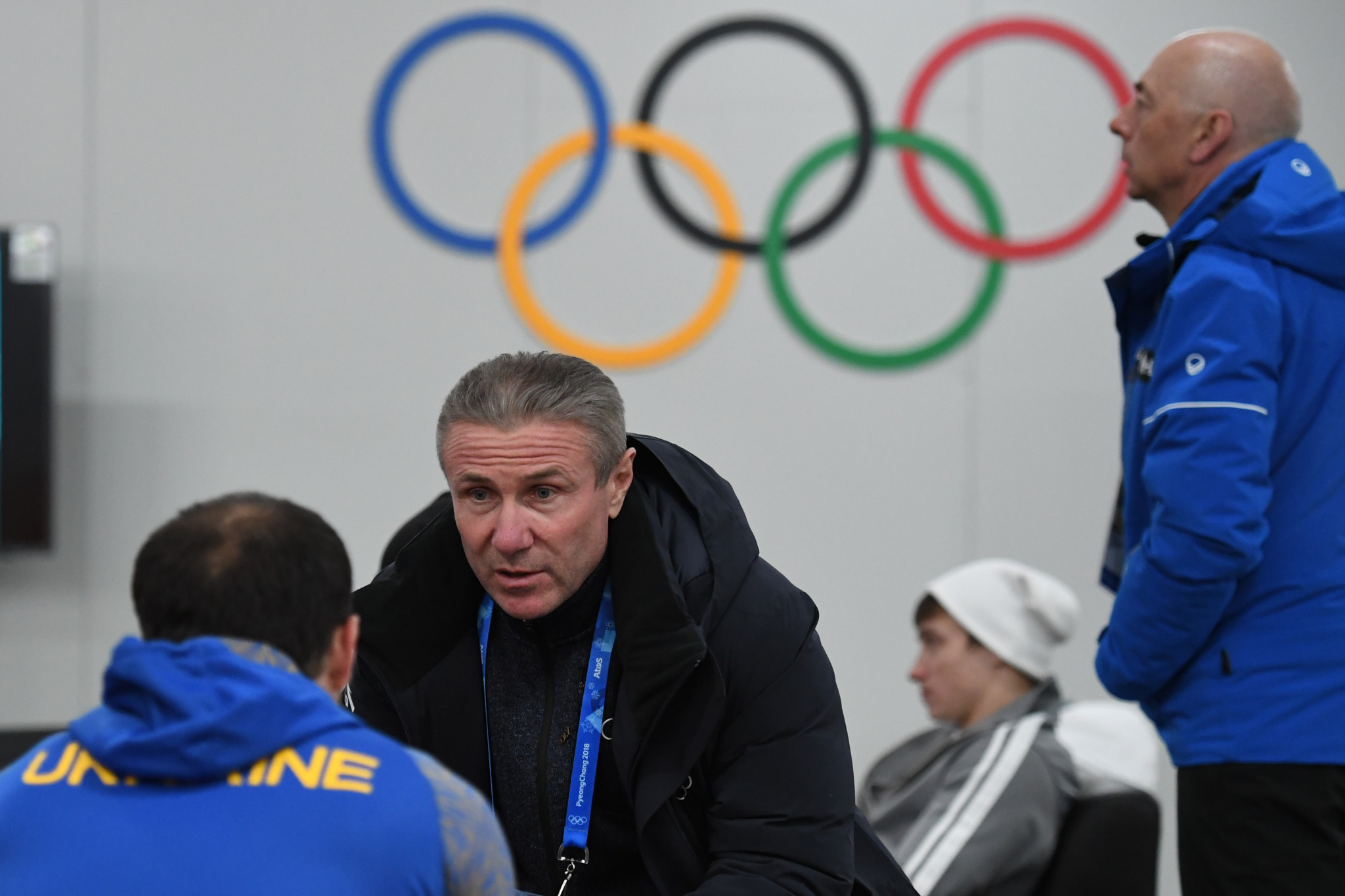 The AIU said they would not be taking any further action against Sergey Bubka ©Getty Images