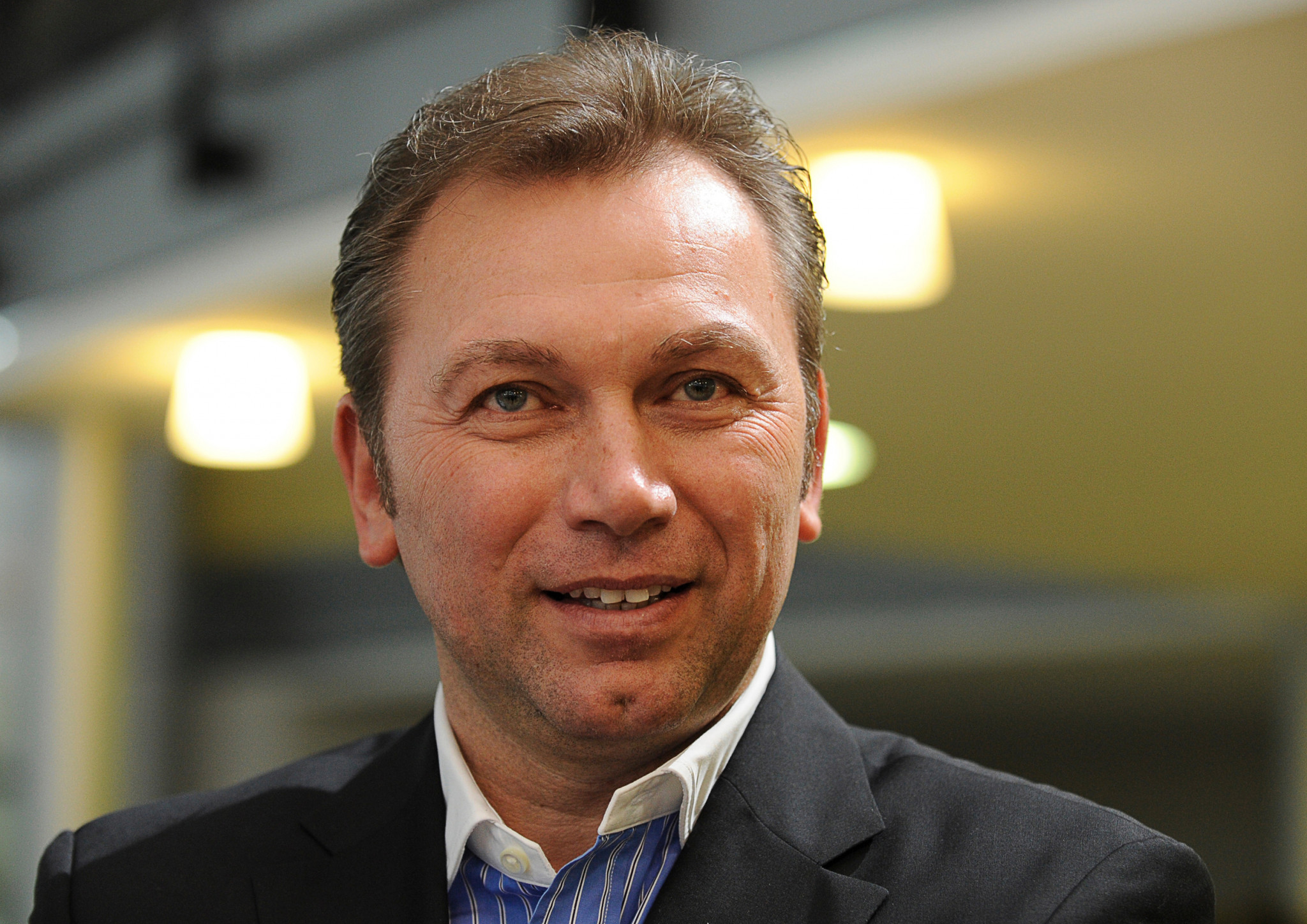 Johan Bruyneel has been ordered to repay $1.2 million to the US Government ©Getty Images