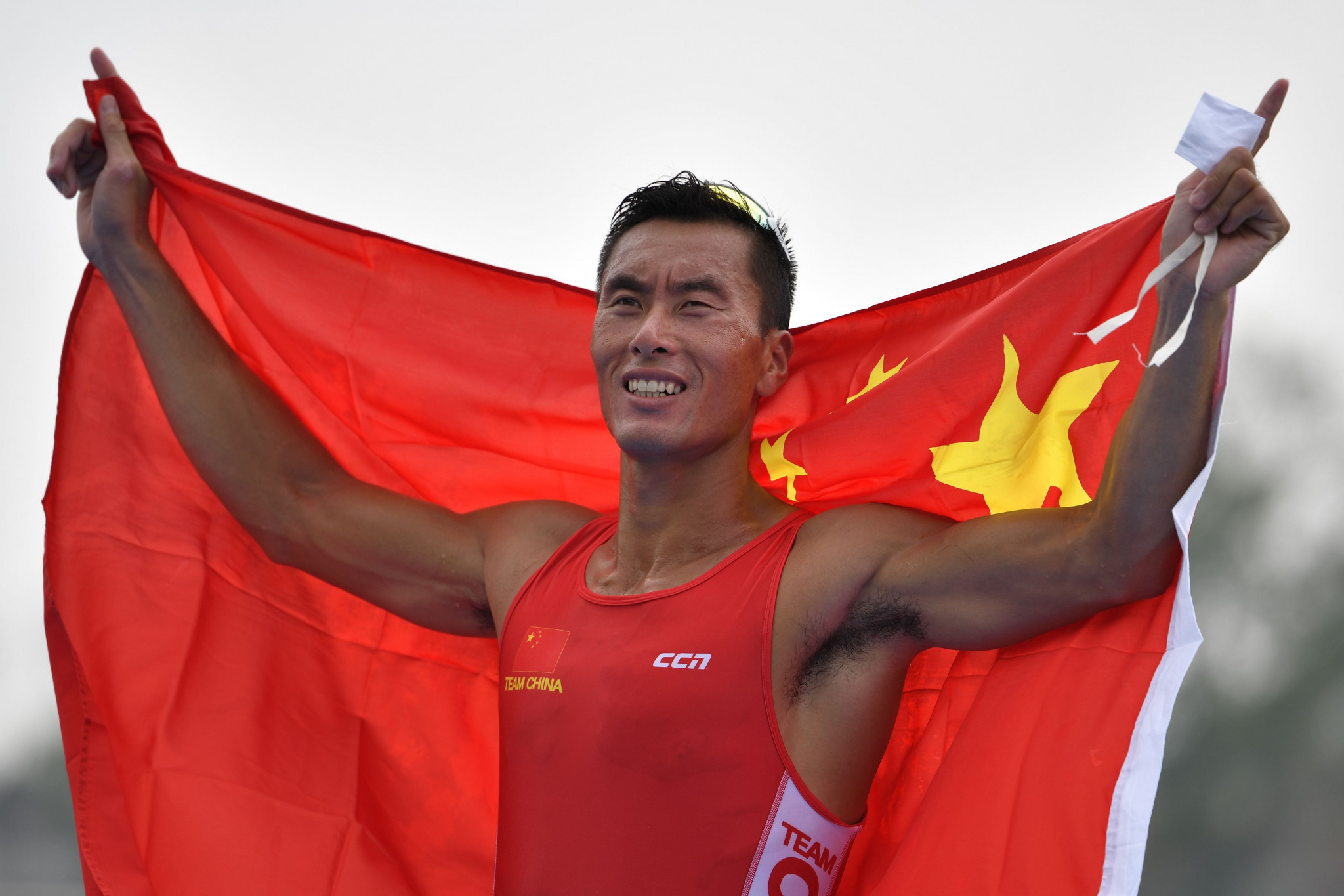 China win 12 golds before lunch during imperious display on day five of Asian Games
