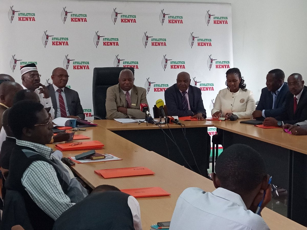 Athletics Kenya have announced the establishment of an Oversight Committee to tackle doping ©Athletics Kenya