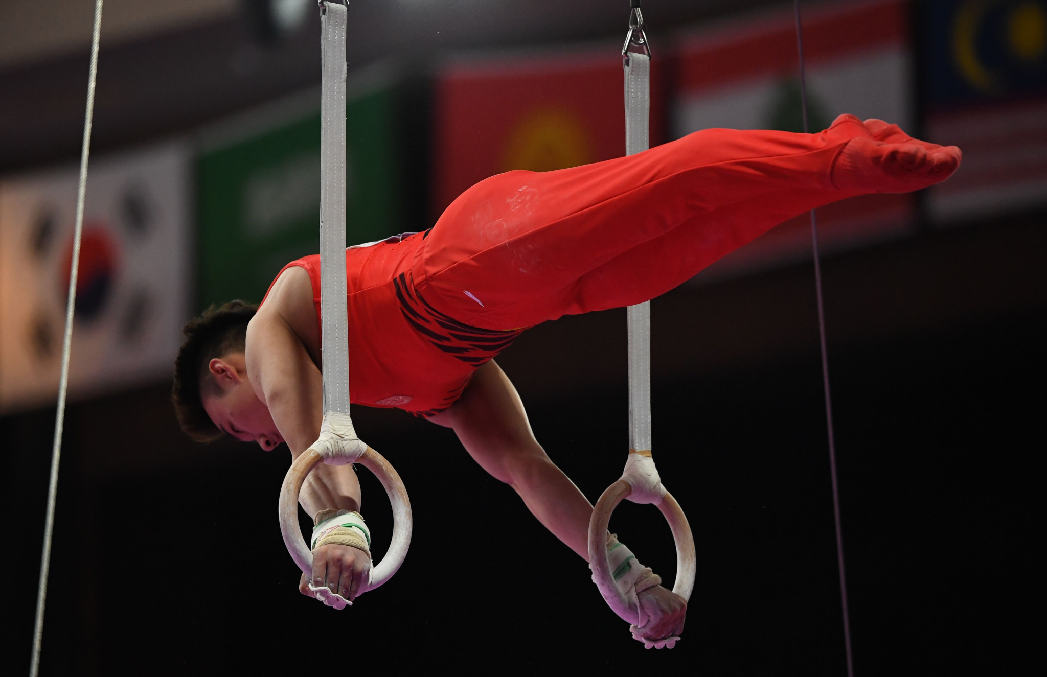 History for Chinese Taipei in Asian Games artistic gymnastics
