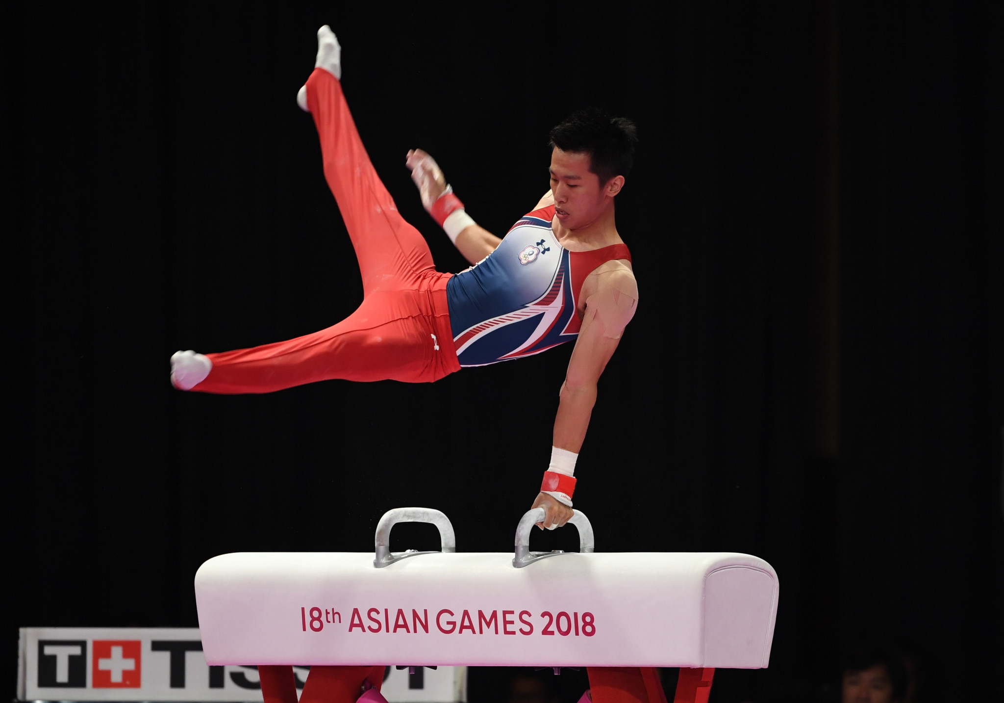 Chih Kai Lee Won Chinese Taipeis First Artistic Gymnastics Gold In Asian Games History Getty