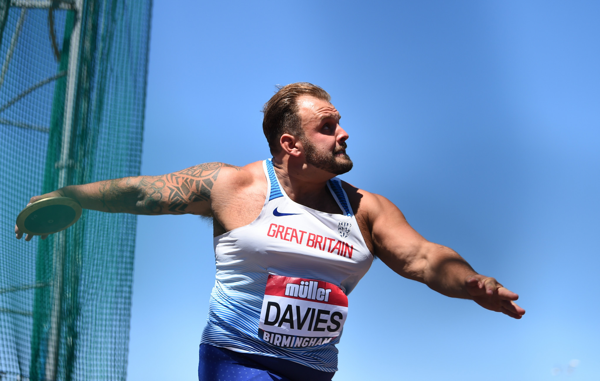 Britain and France continue success at World Para Athletics European Championships in Berlin