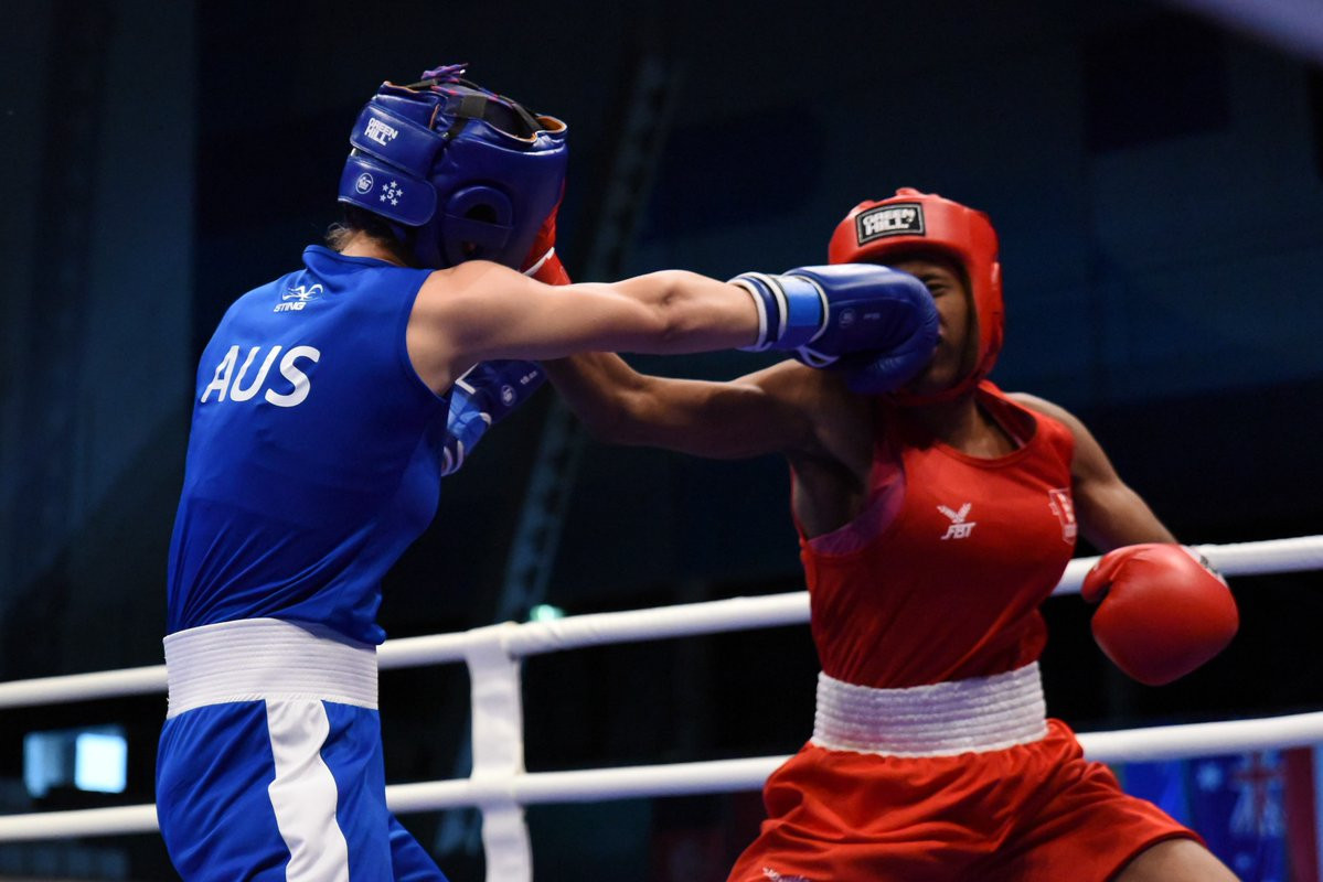 Garcia battles through at AIBA Youth World Championships in Budapest