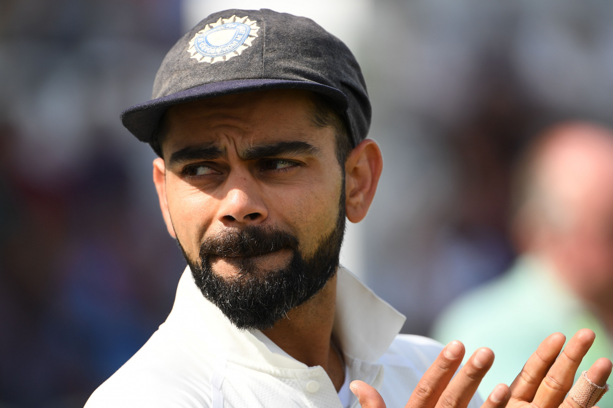 Kohli reclaims top spot in Test batting rankings from suspended Smith