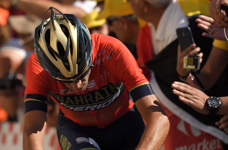 Italy's Vincenzo Nibali is the only previous winner in the field for the Tour of Spain, which gets underway tomorrow in Malaga ©Getty Images