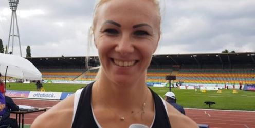 Three world records fall in the field at World Para Athletics European Championships