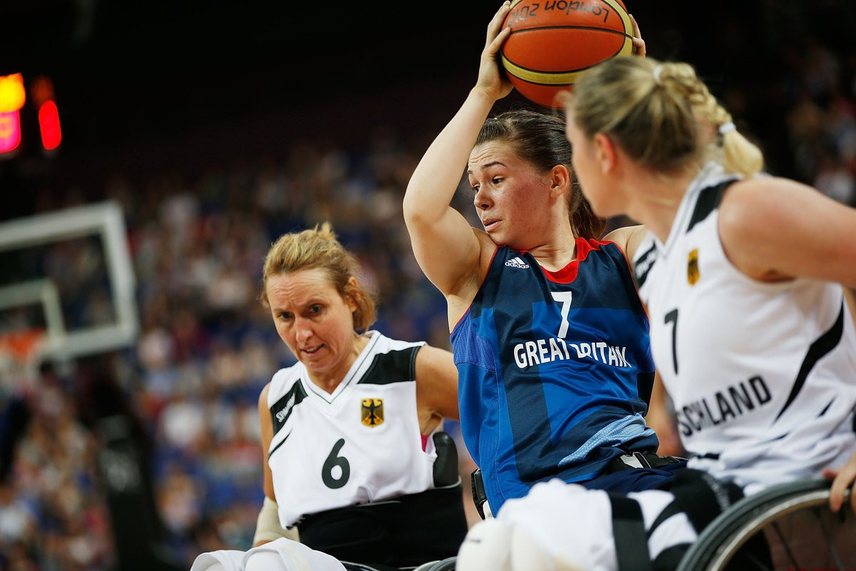 Britain reach final of men's and women's events at Wheelchair Basketball World Championships