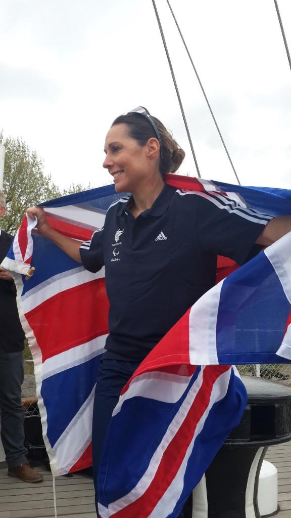 London 2012 champion Lucas refusing to abandon hope of sailing's inclusion at Tokyo 2020 Paralympics