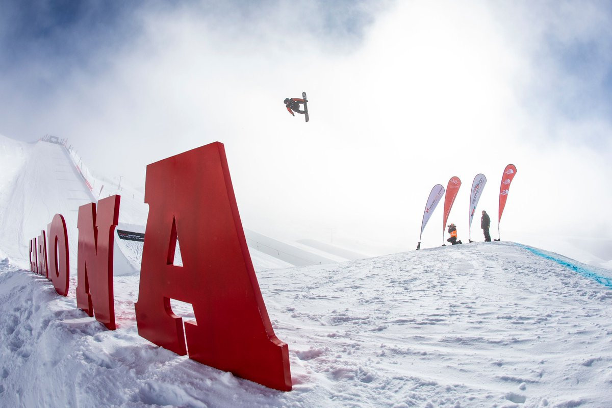 High winds force cancellation of big air finals at Junior Freestyle Ski and Snowboard World Championships