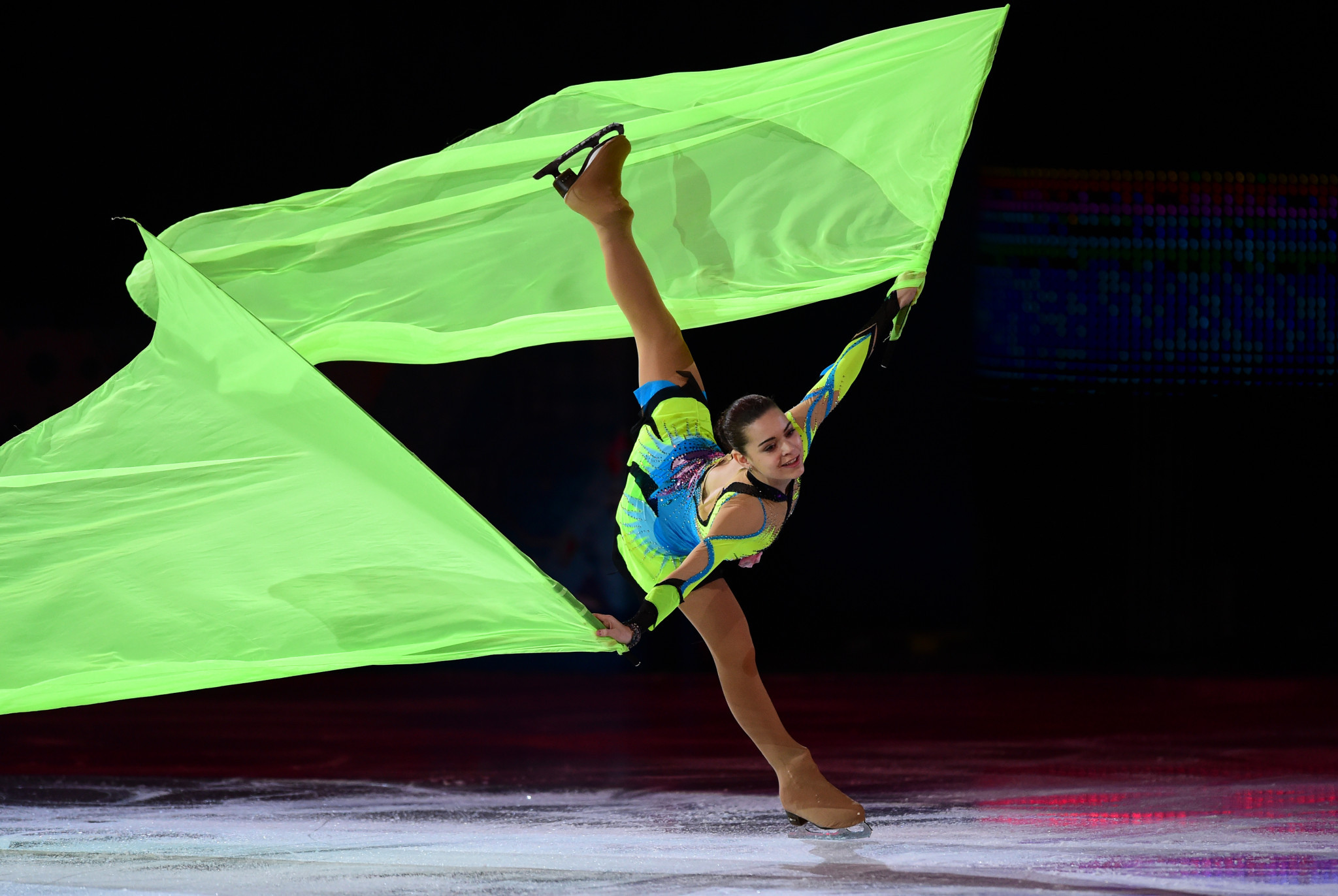 Russia's Adelina Sotnikova is to miss the 2018-2019 season ©Getty Images