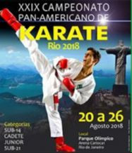 Lingl golden at Pan American Karate Federation Junior, Cadet and Under-21 Championships