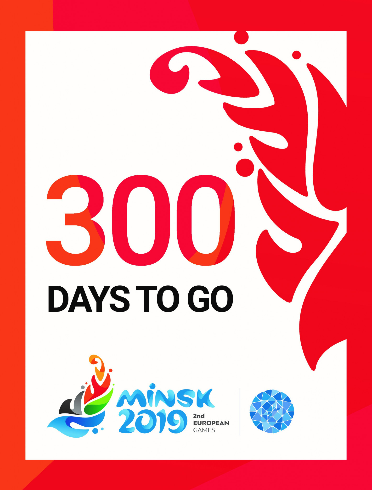 "Clegg expresses ""full confidence"" in Minsk 2019 as city marks 300 days countdown"