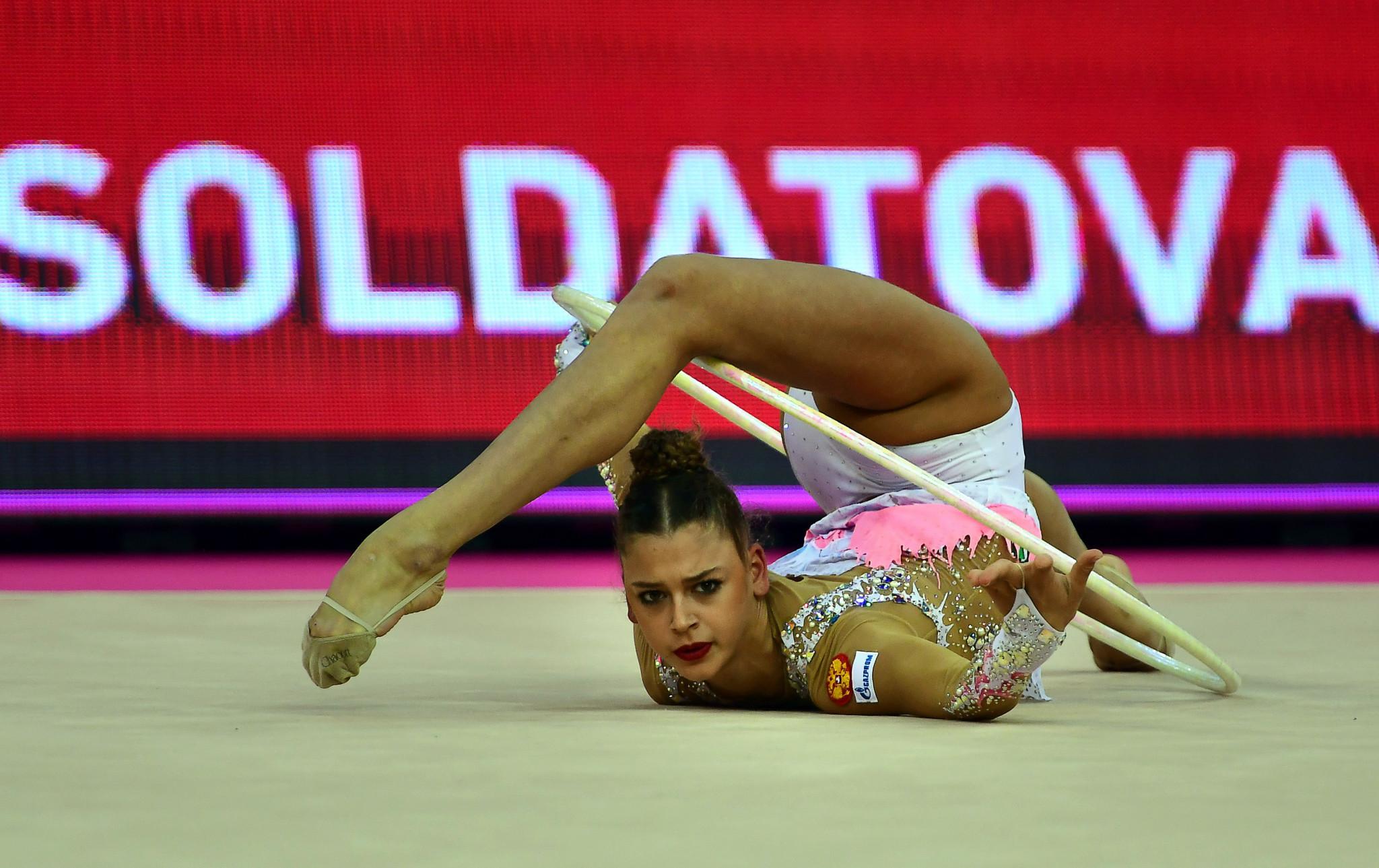 Gymnastics: history and development in Russia 36