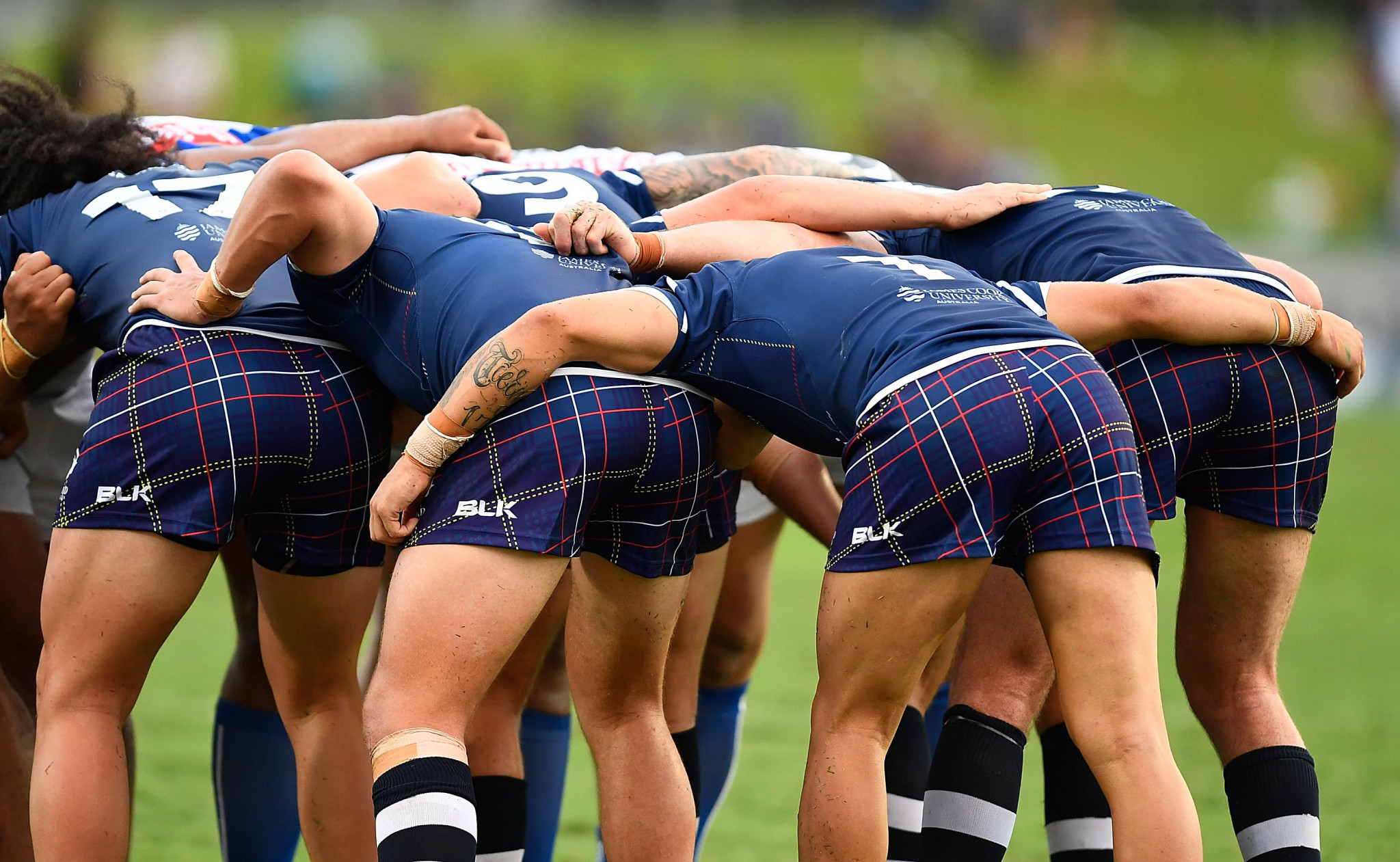 Adam Walker was included in Scotland's provisional squad for the Rugby League World Cup but was later cut from the team ©Getty Images