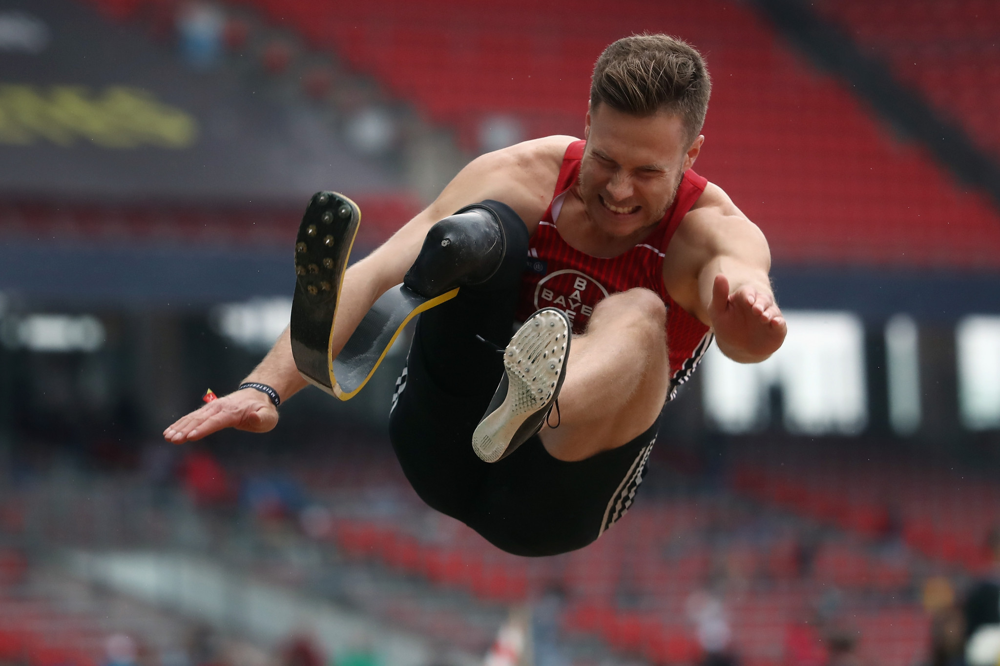 Rehm sets world record with stunning jump at World Para Athletics European Championships in Berlin