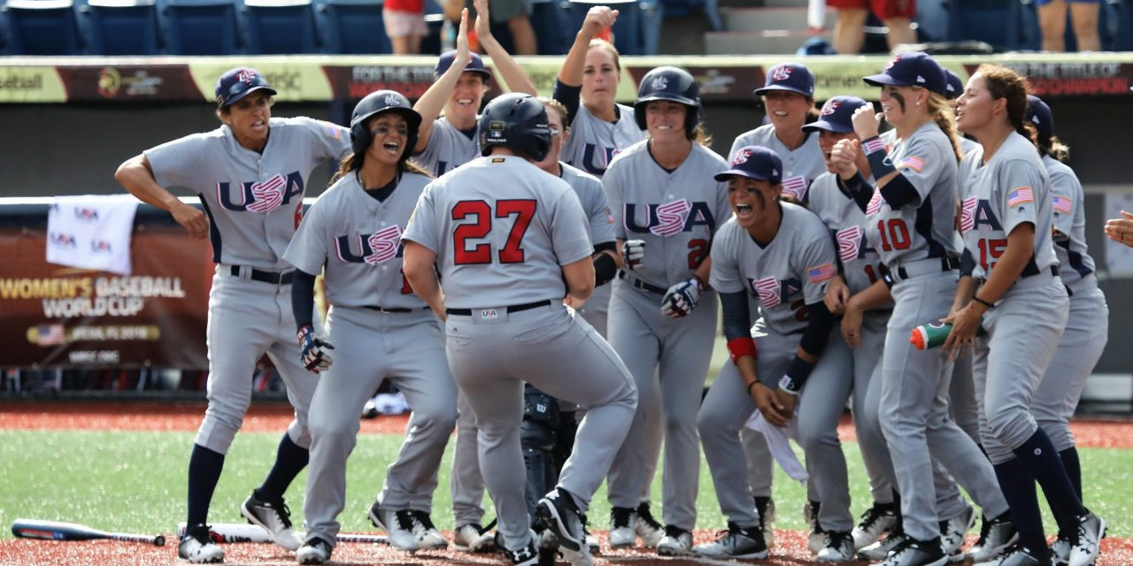Baltzell's home run sends United States to super round at Women's Baseball World Cup