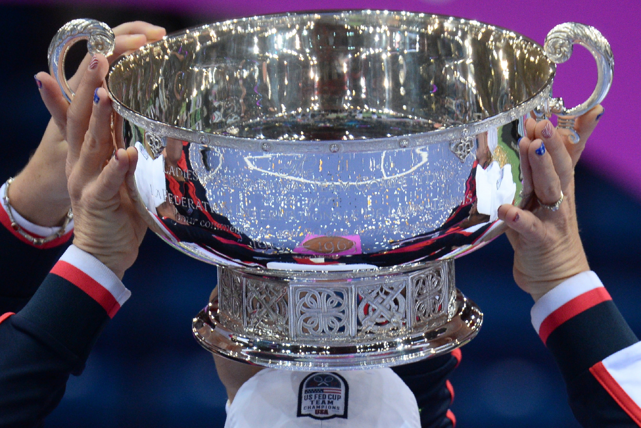 The Fed Cup is set to undergo similar changes to the Davis Cup ©Getty Images
