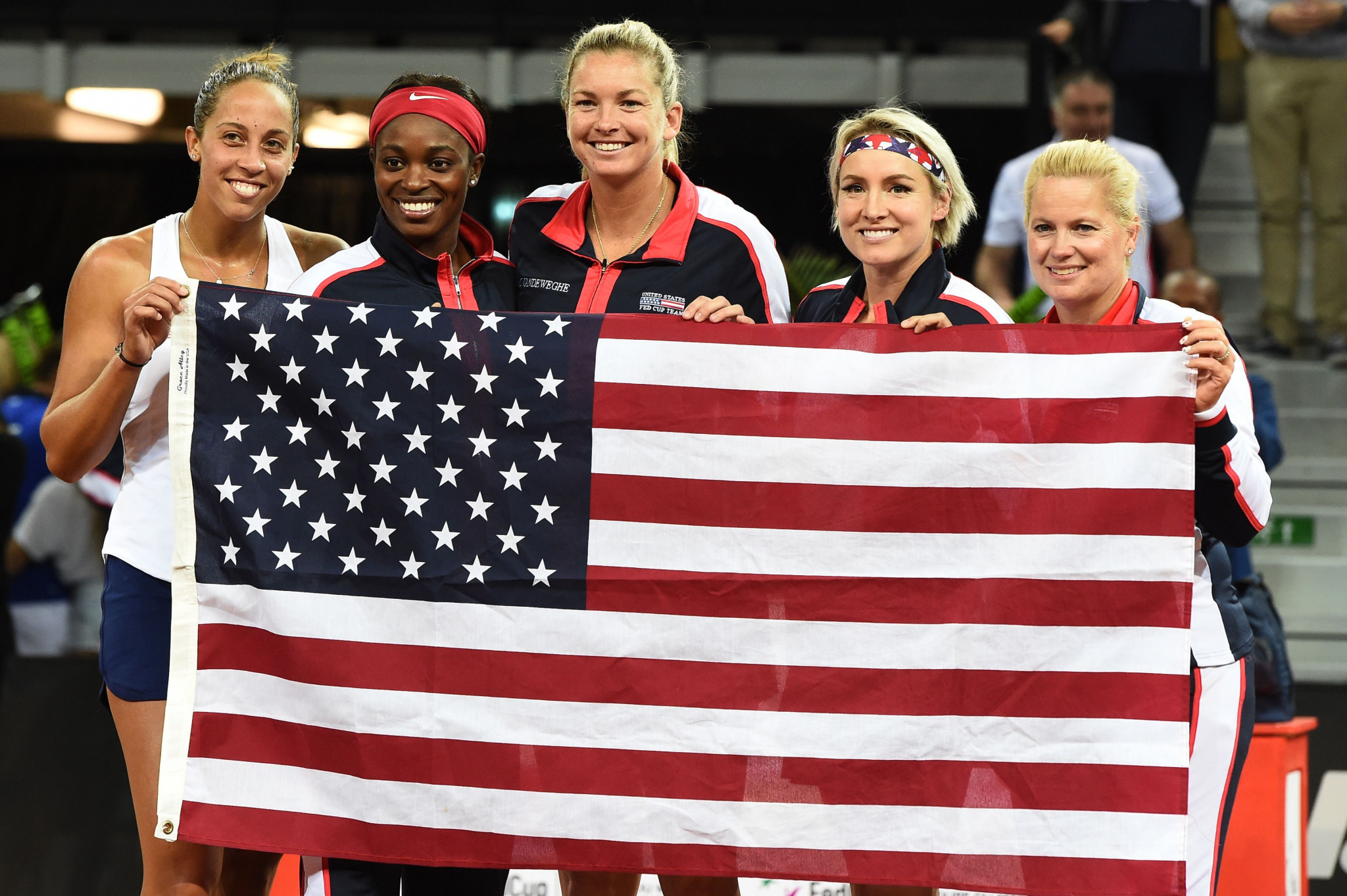 The United States have won 18 Fed Cup titles ©Getty Images
