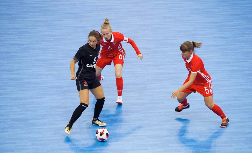 Russia also triumphed in the women's final ©FISU