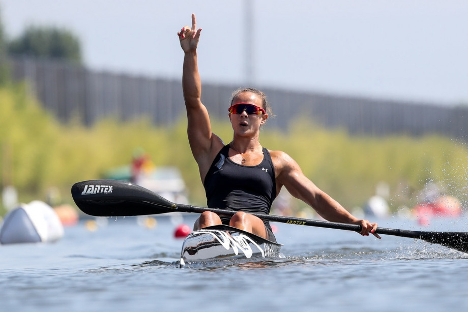 Carrington continues domination as ICF Canoe Sprint and Paracanoe World Championships conclude