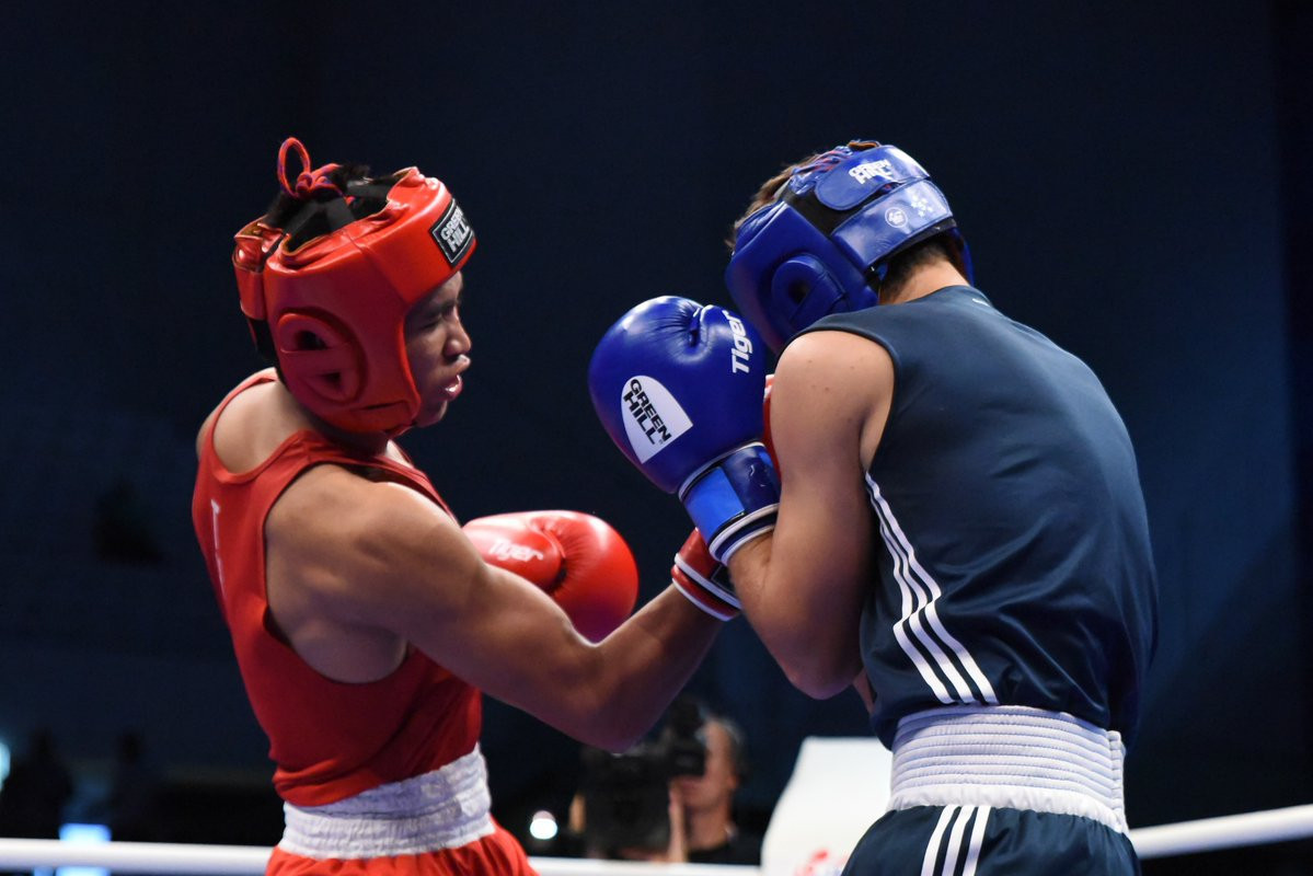 Price powers through at AIBA Youth World Championships