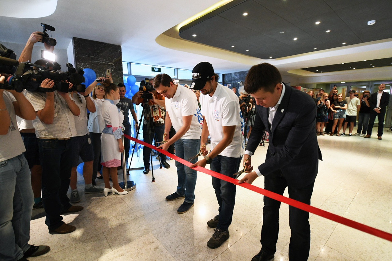 Winter Universiade ticket office opens in Krasnoyarsk