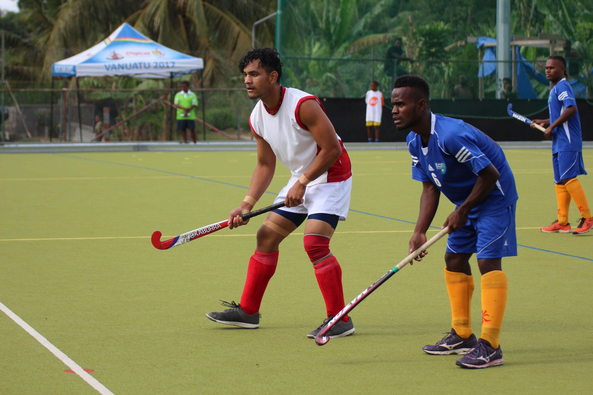 The FIH are hosting Hockey Series events around the world, like Port Vila earlier this month ©FIH/Twitter
