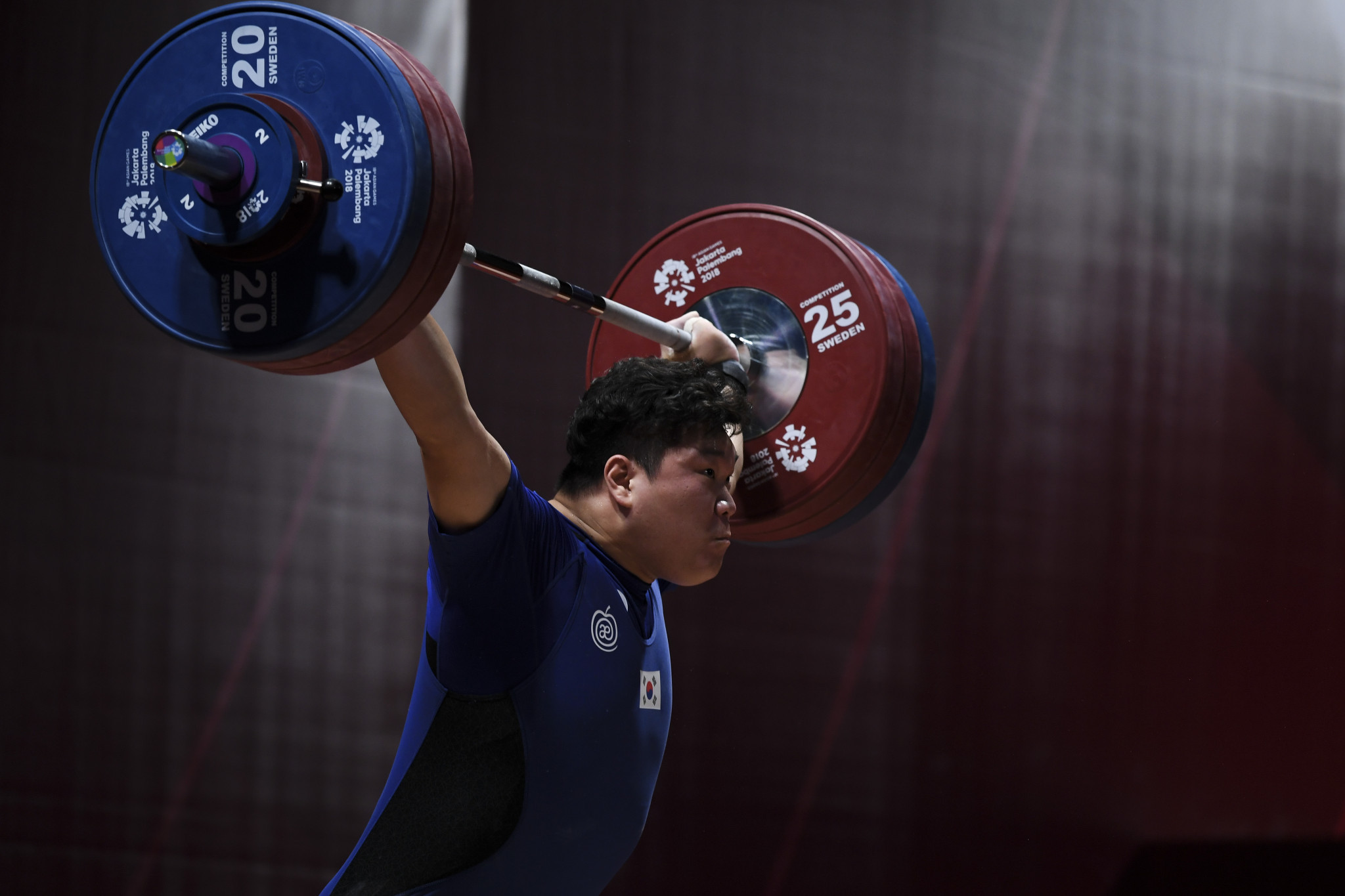 Weightlifting's place on the Paris 2024 sport programme remains provisional ©Getty Images