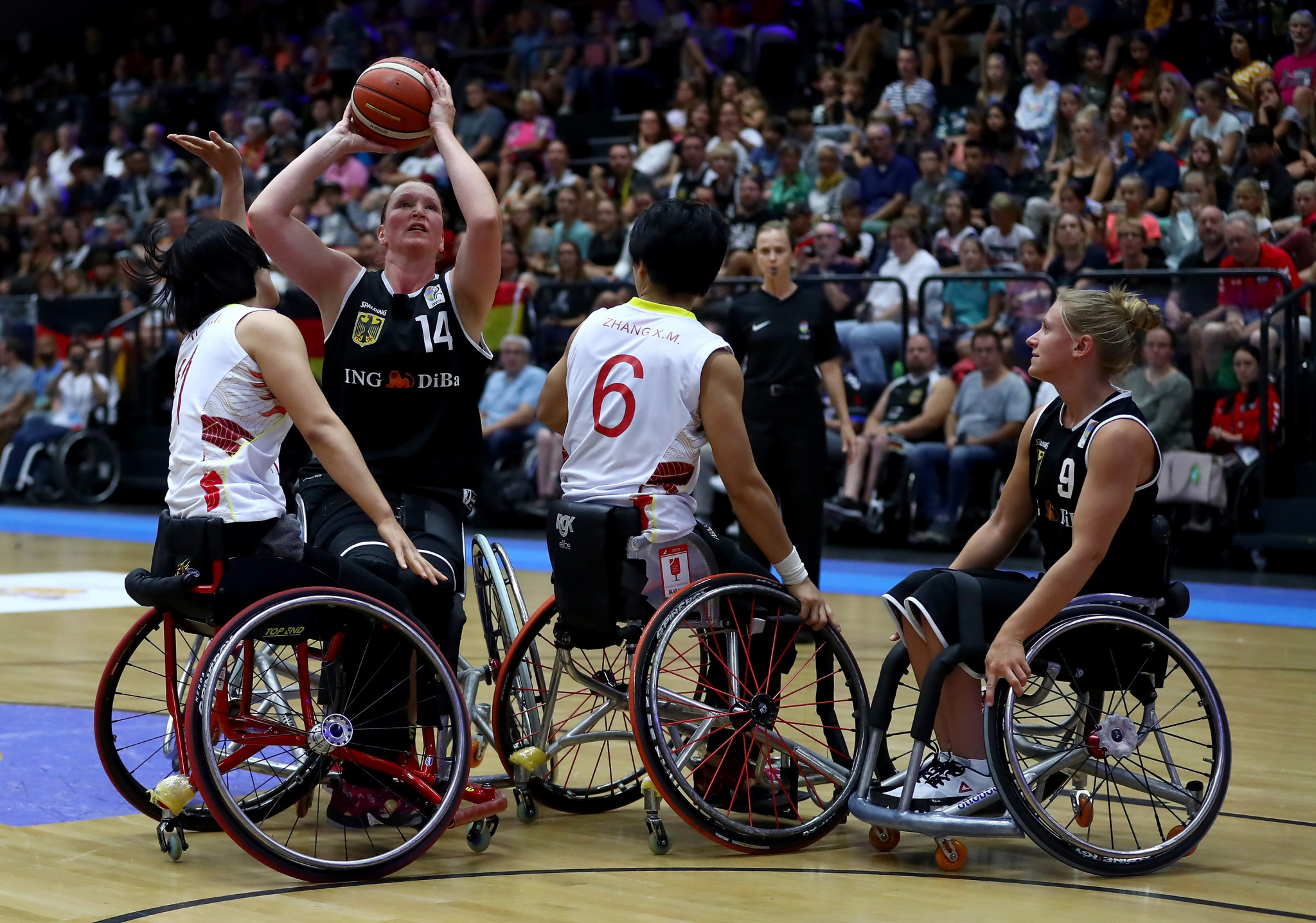 Horst Strohkendl became involved with wheelchair sports in 1969 and developed the classification code for wheelchair basketball ©Getty Images